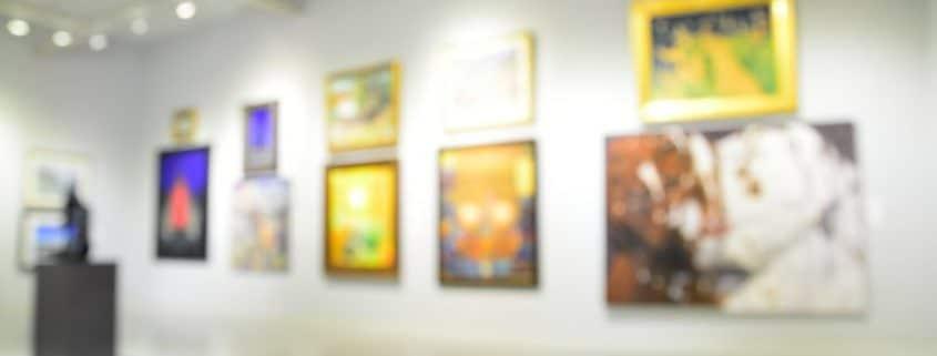 El arte como vía de escape en viajes de negocio
