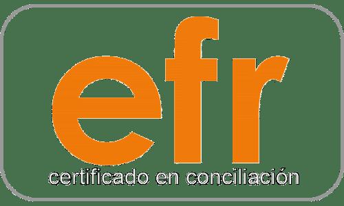 Logo certificado EFR