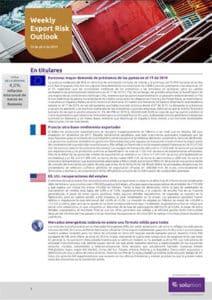 Weekly Export Risk Outlook 3-4-19
