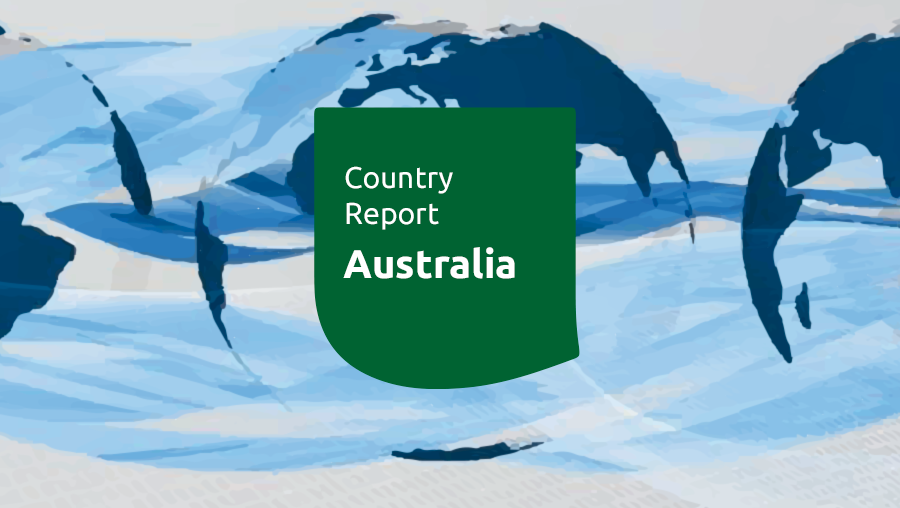 Informe económico Australia