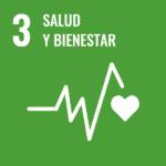 Sello ODS salud y bienestar