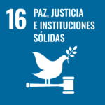 ODS 16: paz, justicia e isntituciones sólidas