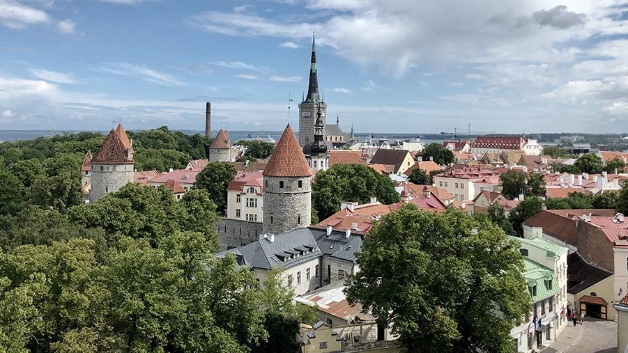 Ciudad de Tallín