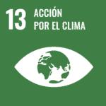 logo ODS 13: acción por el clima